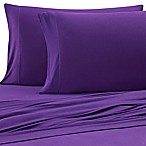 Purple® Solid Viscose Made From Bamboo King/California King Sheet Set in Purple