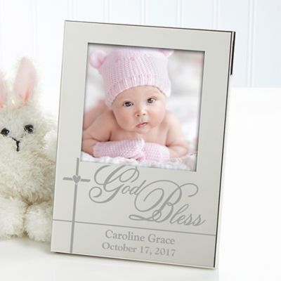 Buy Engraved Silver Picture Frames from Bed Bath & Beyond
