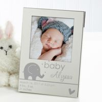 Precious Child Silver Picture Frame
