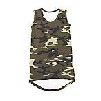Little Foot Clothing Co Size 0-3M Tank Maxi Dress in Camo