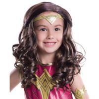 DC Comics™ Wonder Woman Children's Halloween Wig