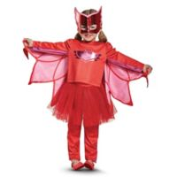 Pj Masks Owlette Toddler Small Prestige Multicolor Tutu Halloween Costume