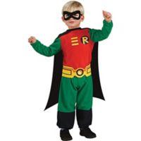 Teen Titan Robin 6M-12M Infant's Halloween Costume