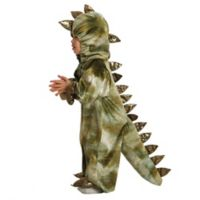 T-Rex Baby Size 12M-18M Halloween Costume in Brown/Green