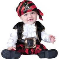 Cap'n Stinker Pirate Size 12-18M Infant/Toddler Halloween Costume
