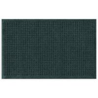 "Weather Guard™ Squares 24"" x 36"" Door Mat in Evergreen"