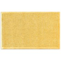 "Weather Guard™ Squares 24"" x 36"" Door Mat in Yellow"