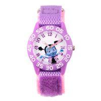 Disney® Vampirina Girl's 32mm Watch with Purple Dial