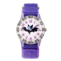 Disney® Children's 32mm Vampirina Girl's Time Teacher Watch with Clear Dial