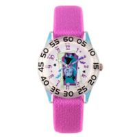Disney® Children's 32mm Vampirina Time Teacher Watch in Purple