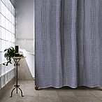 Escondido 72-Inch x 96-Inch Shower Curtain in Charcoal