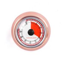 Kikkerland® Magnetic Kitchen Timer in Copper