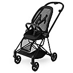 CYBEX Platinum MIOS Stroller Frame and Seat in Matte Black