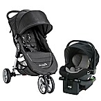 Baby Jogger® City Mini® Travel System in Black