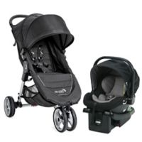 Baby Jogger® City Mini® Travel System in Black