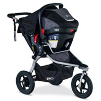 BOB® Strollers Rambler™ Travel System in Black