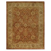 Capel Rugs Orinda-Ushak 8' x 11' Area Rug in Persimmon