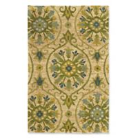 Tommy Bahama® Valencia 3'6 x 5'6 Area Rug in Beige/Green
