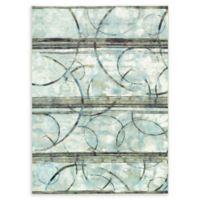 Mohawk Home® Aurora Seafoam Panoramic 8' x 10' Area Rug