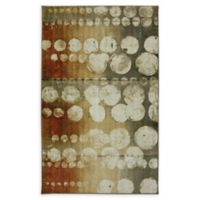 Mohawk Home® New Wave Rain Rustburn Multicolor 8' x 11' Area Rug