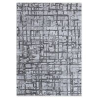 Dynamic Rugs Posh Soho 2' x 4' Accent Rug in Grey