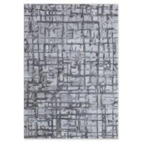 Dynamic Rugs Posh Soho 8' x 11' Area Rug in Grey