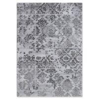 Dynamic Rugs Posh Batik 8' x 11' Area Rug in Grey