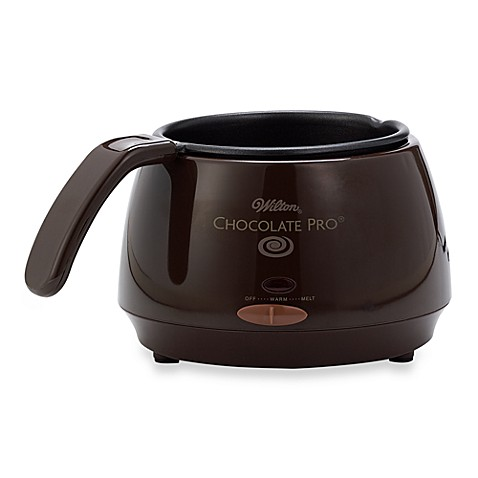Wilton Chocolate Pro Melting Pot Bed Bath Beyond