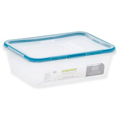 Snapware® Total Solution™ 8.2 Cup Food Storage Container With Lid In Teal