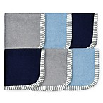 Gerber® Hedgehog Woven Washcloths in Blue (Set of 6)