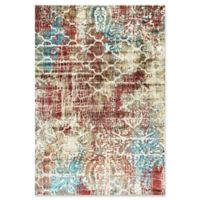 Dynamic Rugs Prism Kalmar 2' x 3'5 Accent Rug in Ivory/Grey