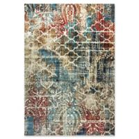 Dynamic Rugs Prism Falun 2' x 3'5 Accent Rug in Blue/Multi