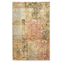Kaleen Tiziano Patchwork 1'10 x 3' Multicolor Accent Rug