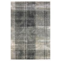 Dynamic Rugs Bali Tubam Woven 2' x 3'11 Area Rug in Light Grey
