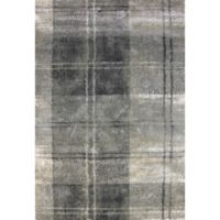 Dynamic Rugs Bali Tubam Woven 5'3 x 7'7 Area Rug in Light Grey