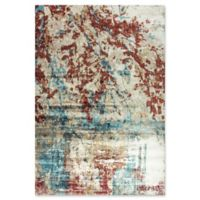 Dynamic Rugs Prism Copenhagen Woven 2' x 3'5 Area Rug in Ivory/Multi