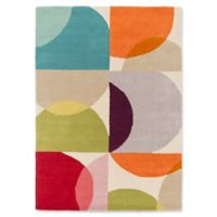 Surya Scion Modern 2' x 3' Accent Rug in Burnt Orange