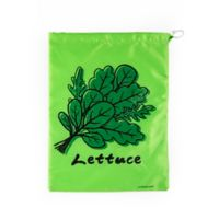 Kikkerland Stay Fresh Lettuce Bag in Green