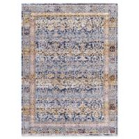 Dynamic Rugs Signature Ahvaz 7'10 x 10'10 Area Rug in Light Grey/Multi