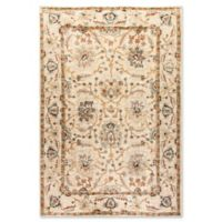 Dynamic Rugs Evolution Taj 7'10 x 10'10 Area Rug in Beige