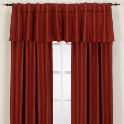 Buy Spice Window Valance From Bed Bath Amp Beyond