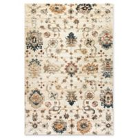 Dynamic Rugs Evolution Agra 3'11 x 5'7 Area Rug in Ivory