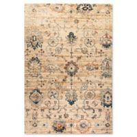 Dynamic Rugs Evolution Agra 5'3 x 7'7 Area Rug in Tan