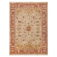 Surya Adana Classic 8' x 11' Area Rug in Camel/Red