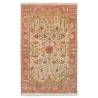 Surya Adana Classic 9' x 13' Area Rug in Camel/Red