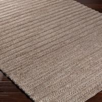 Surya Kindred 4' x 6' Area Rug in Camel
