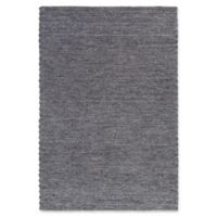 Surya Kindred 4' x 6' Area Rug in Black