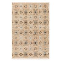 Surya Lenora Global Jute 8' x 10' Area Rug in Sage/Black