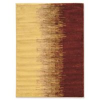 Linon Home Lave Elegance Loomed 8' x 10' Area Rug in Cream