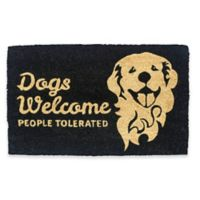 Entryways People Tolerated Non Slip Coir Doormat